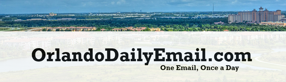 Orlando Daily Email